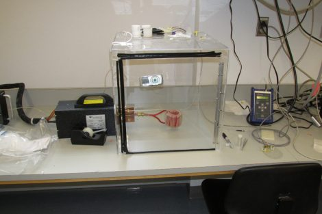 nanoparticle apparatus